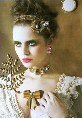 Lady vintage 3