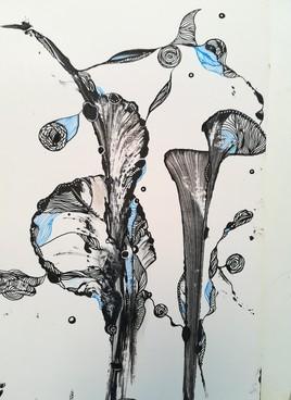 In blue 3