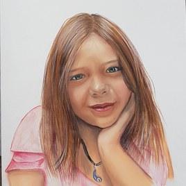 Portrait de charlotte8/18