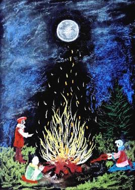 Solstice d'hiver, retour de la lumière ! / Winter solstice, the light is back !
