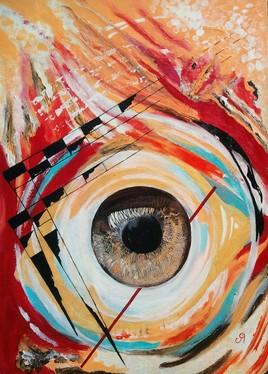 Clin d'Oeil contemporain à Kandinsky