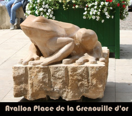 Grenouille d'Or