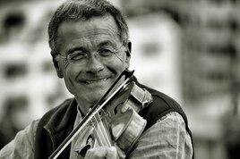 Le joueur de violon  - Le fichier 20€ - Tirages tous formats voir mon site sur mon profil