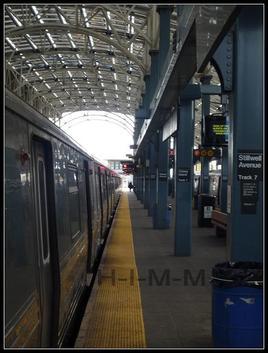 metro a coney island