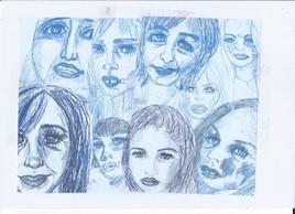 8 soeurs et Vanessa Paradis