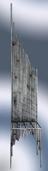 Sculpture Gratte-ciel