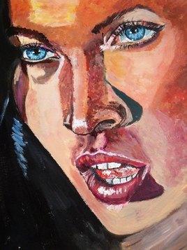 Megan Fox (EN COURS) WIP