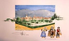 Lourmarin, belle Provence