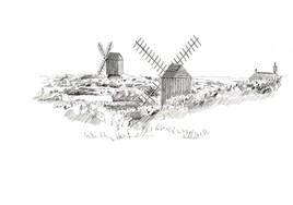 Les moulins de Ouessant