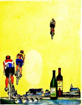 Les couleurs du vin: Echappée sur Loire