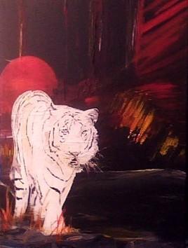 """tigre blanc"""