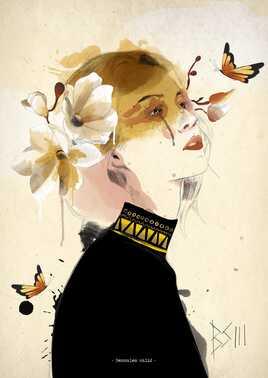Jennifer the flowers queen