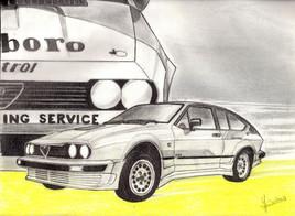 Alfetta GTV6