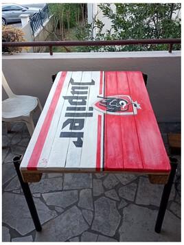 DIY table palette JUPILER