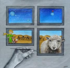 histoire de mouton ( copie pour quelqu'un )