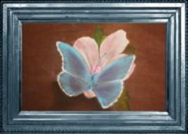 Le Papillon qui vole