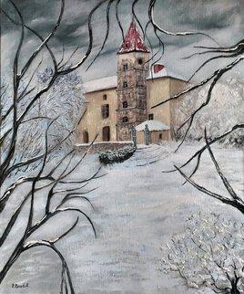 Neige sur Folgoux