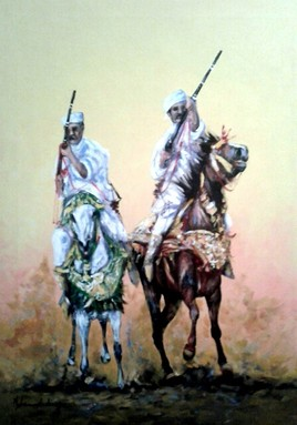 Fantasia marocains