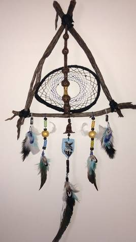 dreamcatcher harry potter