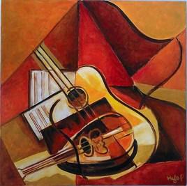 Guitare et mandoline