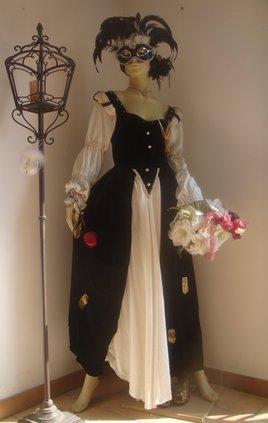 Collection mannequin Héléna