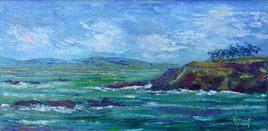 Douarnenez : le Rhys à marée haute