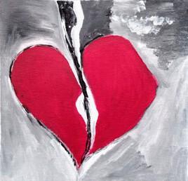 Coeur coup de foudre 9