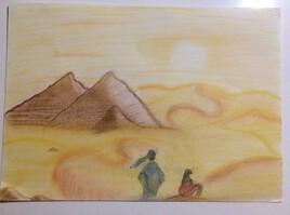 Pensée désertique