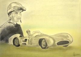 L'Etoile d'Argent  Juan Manuel Fangio