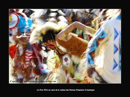Le Pow-Wow au coeur de la culture des Nations Premières d'Amérique
