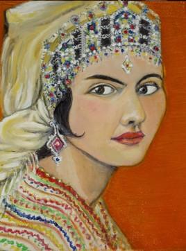 Bijoux kabyle.