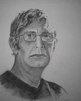 Portrait au fusain 3