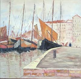 Venise au temps des voiliers