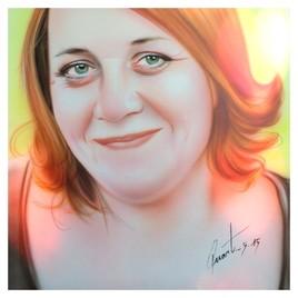 Portrait d'une maman