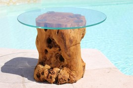 Table basse Olivea