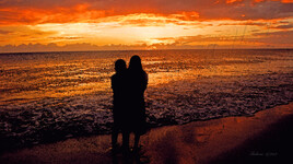 couchant romantique