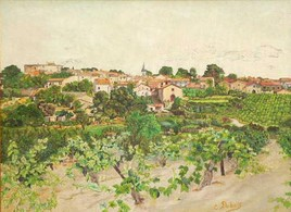 Puimisson village de Vignerons