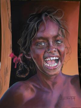 fillette australie