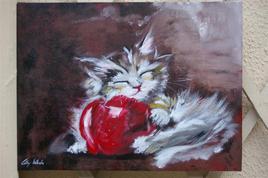 C'est ma pomme!!!