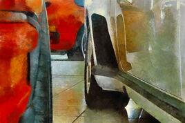 Reflets dans une PORSCHErie