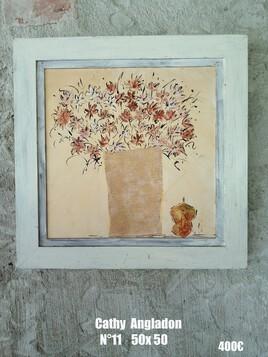 Bouquet de Fleurs N°011