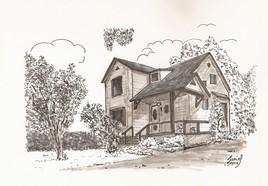 La maison de Maurice