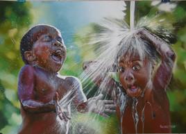 Si l'eau est vitale, le jeu est essentiel...