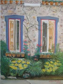 Fenêtres du Manoir Massue 2017