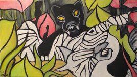 A.C.J - Le Zébre et la Panthere