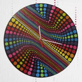 horloge seventies