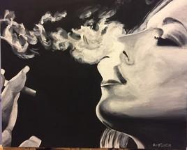 La fumeuse N°16