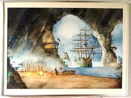 la grotte des pirates