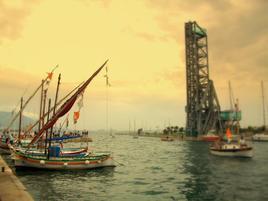 Fête des pointus port de la Seyne sur Mer