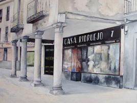 Casa Ridruejo-Arevalo